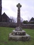 Image for Bickleigh Village Cross, near Plymouth, Devon.