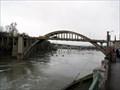 Image for Willamette River (Oregon City) Bridge (No. 357)  - Oregon City, Oregon