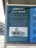 Image for Adelaide's first church - Holy Trinity Church - Adelaide - SA - Australia