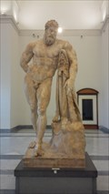 Image for Hercules at Museo Archeologico Nazional - Naples, Campania, Italy