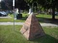 "Image for ""Old Orangeville"" Cairn - Alexandra Park - Orangeville, ON CA"