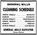 Image for Former General Mills Elevator - Choteau, MT