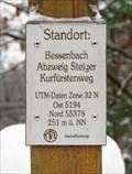 Image for 251m. ü. NN - Abzweig Steiger Kurfürstenweg — Bessenbach, Germany