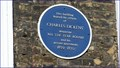 Image for Charles Dickens - Wellington Street, Westminster, London, UK