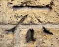 Image for Cut Bench Mark - St Margaret's Catholic Church, Barking Road, London, UK