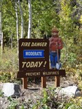 Image for Smokey the Bear - Mount Timpanogos Alpine Loop Rd. Utah