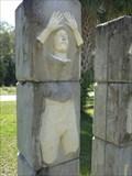 Image for Four Dream Figures - Daytona Beach, Florida, USA.