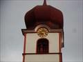 Image for Uhr Wallfahrtskirche Mariathal - Kramsach, Tyrol, Austria
