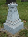 Image for Mrs Anna Sanford - Woodmere Cemetery - Dearborn, MI