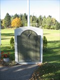 Image for World War II Honor Roll - Pittsburg, New Hampshire