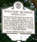 Image for Revolutionary War Hospital - Springfield Township, NJ
