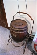 Image for Butter Churn - Port Rowan, Ontario