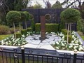 Image for A Centenary Garden for Captain R.F. Scott - Roath Park, Cardiff, Wales, UK
