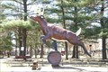 Image for Giant Animals at Wisconsin Deer Park - Wisconsin Dells, WI