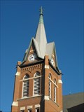 Image for Swiss United Church of Christ Steeple - New Glarus, WI