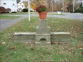 Image for Hadley Town Hall Mounting Block - Hadley, MA