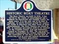 Image for HISTORIC ROXY THEATRE - Russellville, AL