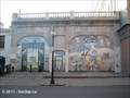 Image for Tramont Mural on Newbury Street - Boston, MA