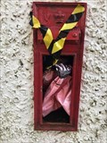Image for Victorian Post Box - Star Inn - Copmere End - Eccleshall - Staffordshire - UK