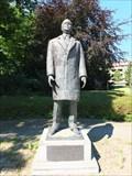 Image for Louis Roppe Statue in Hasselt, Limburg / Belgium