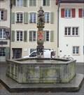 Image for Gerechtigkeitsbrunnen - Aarau, AG, Switzerland