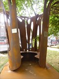 Image for Alga(e)zebo - Seating - Euston - London, UK.