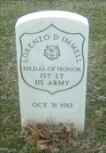 Image for First Lieutenant (then Corporal) Lorenzo D. Immell - St. Louis, MO