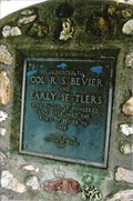 Image for Colonel R.S. Bevier and Early Settlers ~ Bevier, MO