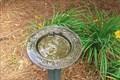 Image for Sundial in Alice Park - Carrollton, GA