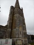 Image for Clocher Eglise Saint Pierre - Moeze, nouvelle Aquitaine, France