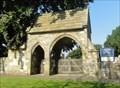 Image for All Saints Church Lychgate - Newton-on-Ouse, UK