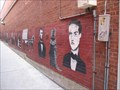 Image for Historic figures mural, Winchester, VA