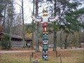Image for Camp Old Indian Scout Reservation Totem Pole
