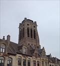 Image for NGI Meetpunt 19D54C1 kerk Veurne