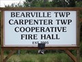 Image for Bearville Twp Carpenter Twp Cooperative Fire Hall