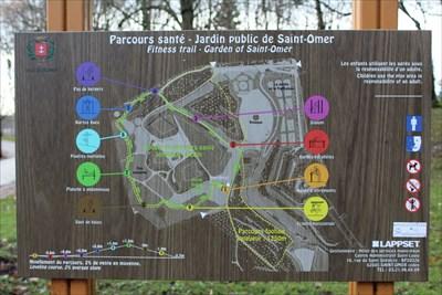 Vous etes ici le jardin public 02 saint omer france for Boulingrin jardin