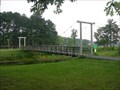 Image for Suspension Foot Bridge - Dayton City Park - Dayton Tennessee