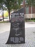 Image for Korean War Memorial at the Dearborn City Hall - Michigan