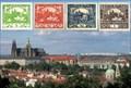Image for First Czechoslovak Post Stamp - Hradcany, Prague