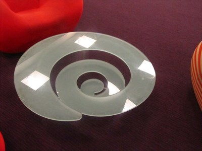 Spiral Table, NC State Library, Raleigh, NC