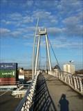 Image for Pedestrian Bridge over Hof(Hbf.) area - 95028 Hof, BY, Germany