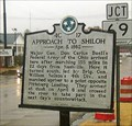 Image for Approach To Shiloh - Savannah, TN