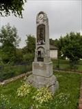 Image for Pomník obetem I. svetové války - Dožice, okres Plzen-jih, CZ