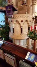 Image for Pulpit - St Bartholomew - Hognaston, Derbyshire