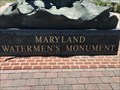 Image for Maryland Watermen's Monument Bricks - Kent Narrows, MD