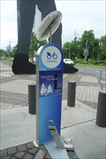 Image for nextbike #4236 Messeturm - Frankfurt, Hessen, Germany