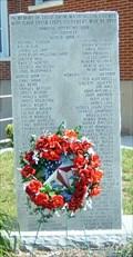 Image for Washington County Veterans Memorial - Potosi, Missouri