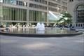 Image for Commerce Court Courtyard Fountain - Toronto, Ontario