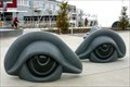 Image for Eye Benches I, II, and III - Olympic Sculpture Park, Seattle, WA