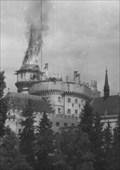 Image for Bojnice castle fire 1950, Slovakia